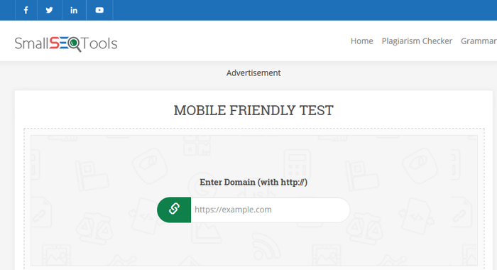 smart seo tools mobile friendly test tool